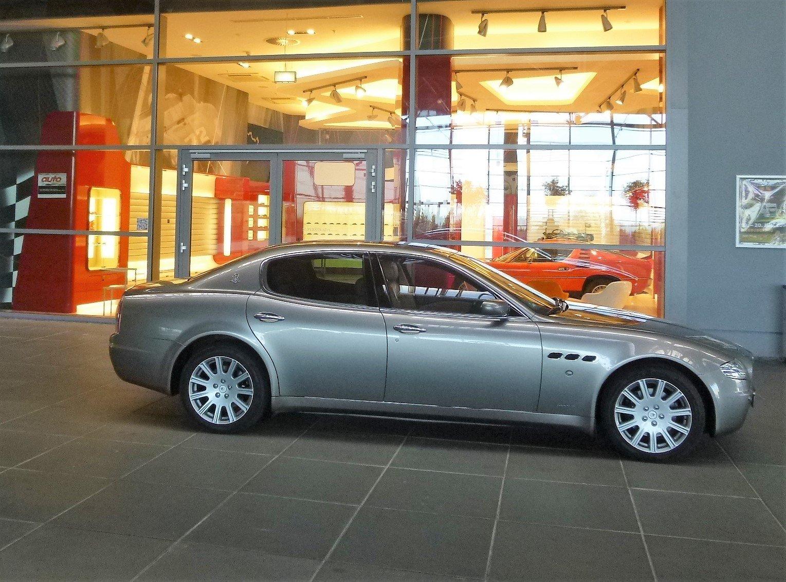 2004 Maserati Quattroporte 4.2 Cambiocorsa F1 SOLD | Car ...