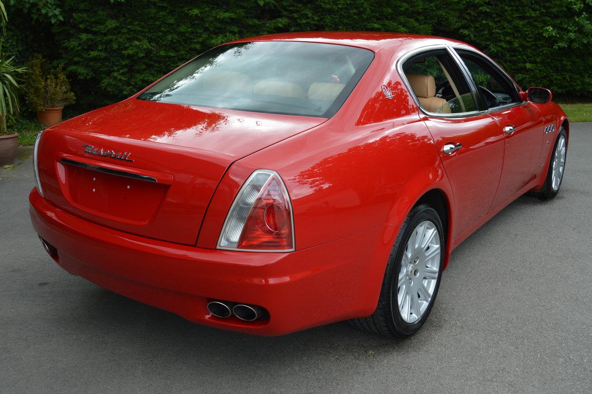 2005 Maserati Quattroporte For Sale (picture 4 of 6)