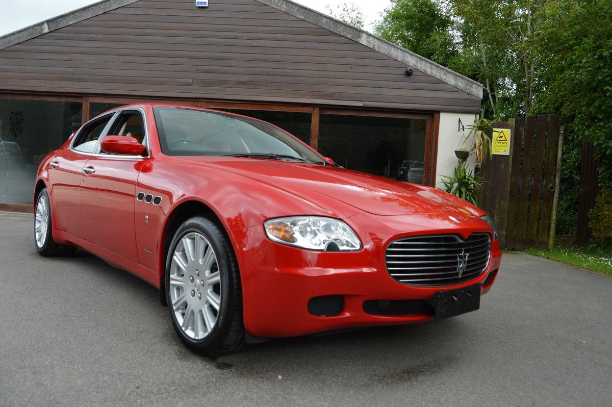 2005 Maserati Quattroporte For Sale (picture 1 of 6)