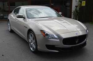 2015 Maserati Quattroporte S Impeccable Condition