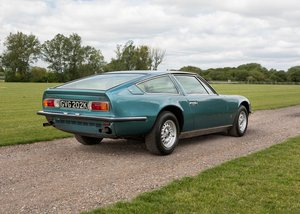 1971 Maserati Indy 2+2 Coup by Carrozzeria Vignale SOLD by Auction
