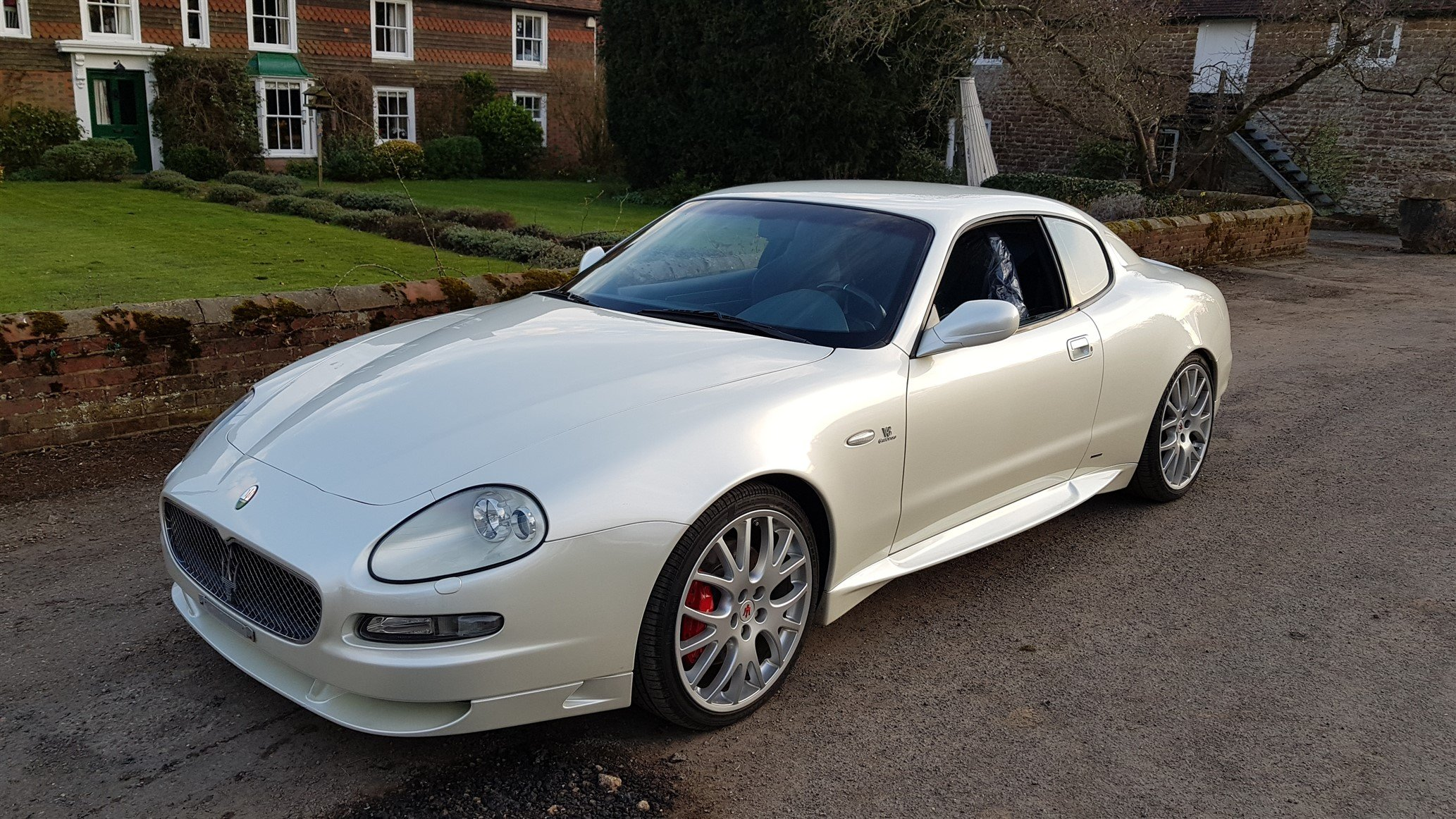 2005 Maserati Gransport LHD For Sale (picture 2 of 4)