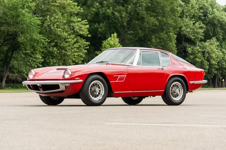 1967  Maserati Mistral 4000 GT 4.0 Project Rare Alloy 5 spd $109k For Sale (picture 1 of 6)