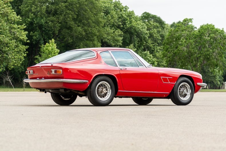 1967  Maserati Mistral 4000 GT 4.0 Project Rare Alloy 5 spd $109k For Sale (picture 2 of 6)