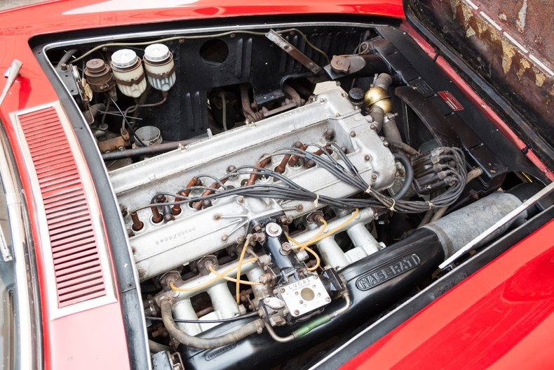 1967  Maserati Mistral 4000 GT 4.0 Project Rare Alloy 5 spd $109k For Sale (picture 5 of 6)