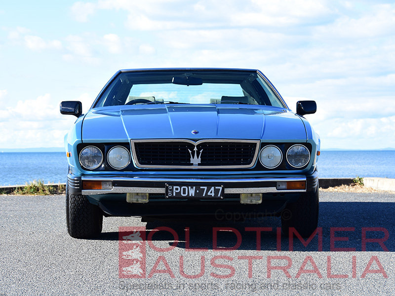 1981 Maserati Kyalami 4.9 Litre For Sale (picture 2 of 6)