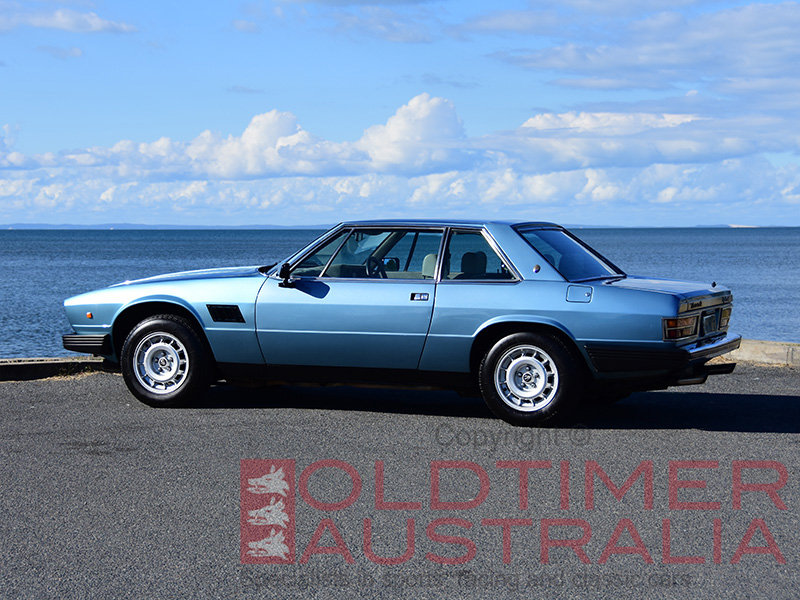 1981 Maserati Kyalami 4.9 Litre For Sale (picture 3 of 6)