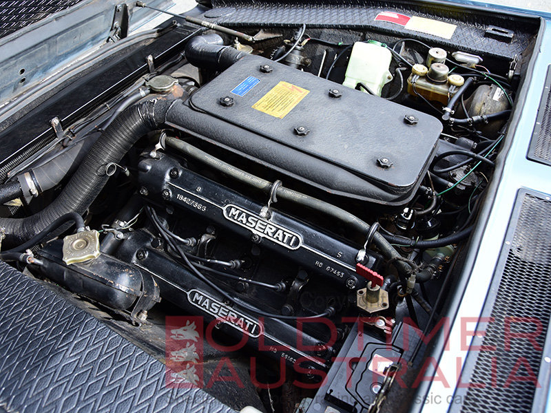 1981 Maserati Kyalami 4.9 Litre For Sale (picture 6 of 6)