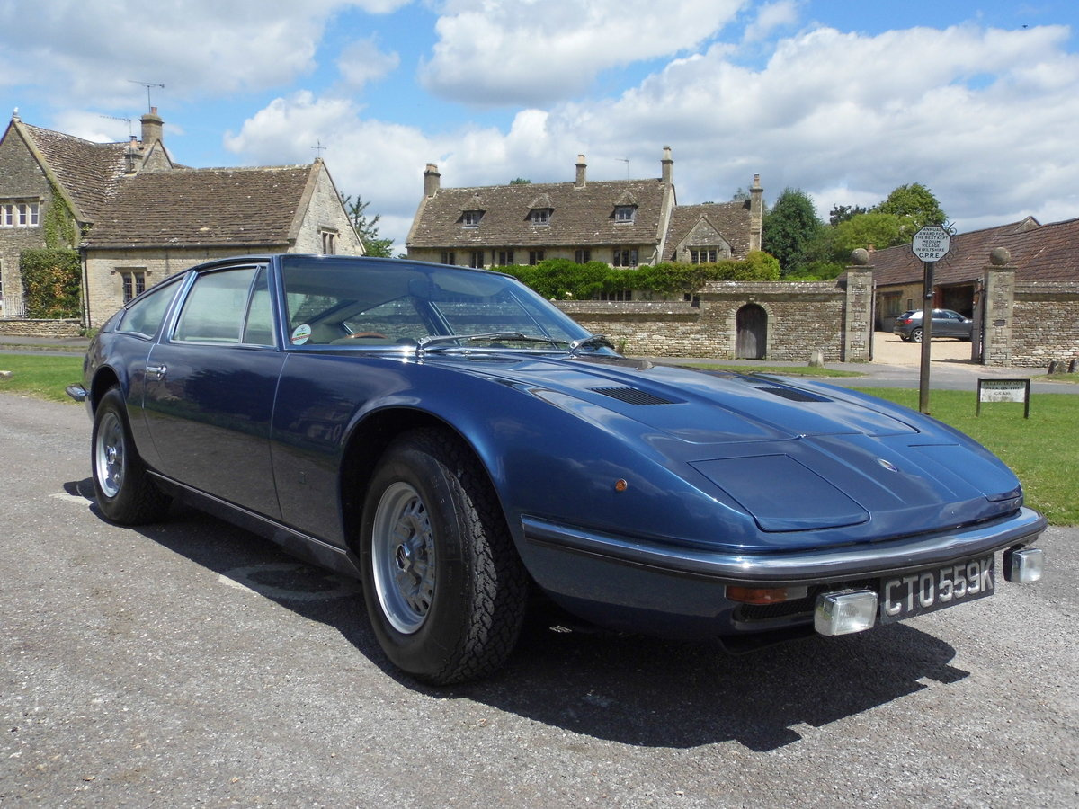 1972 Maserati Indy For Sale (picture 1 of 6)