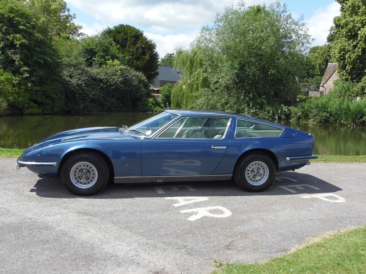 1972 Maserati Indy For Sale (picture 2 of 6)