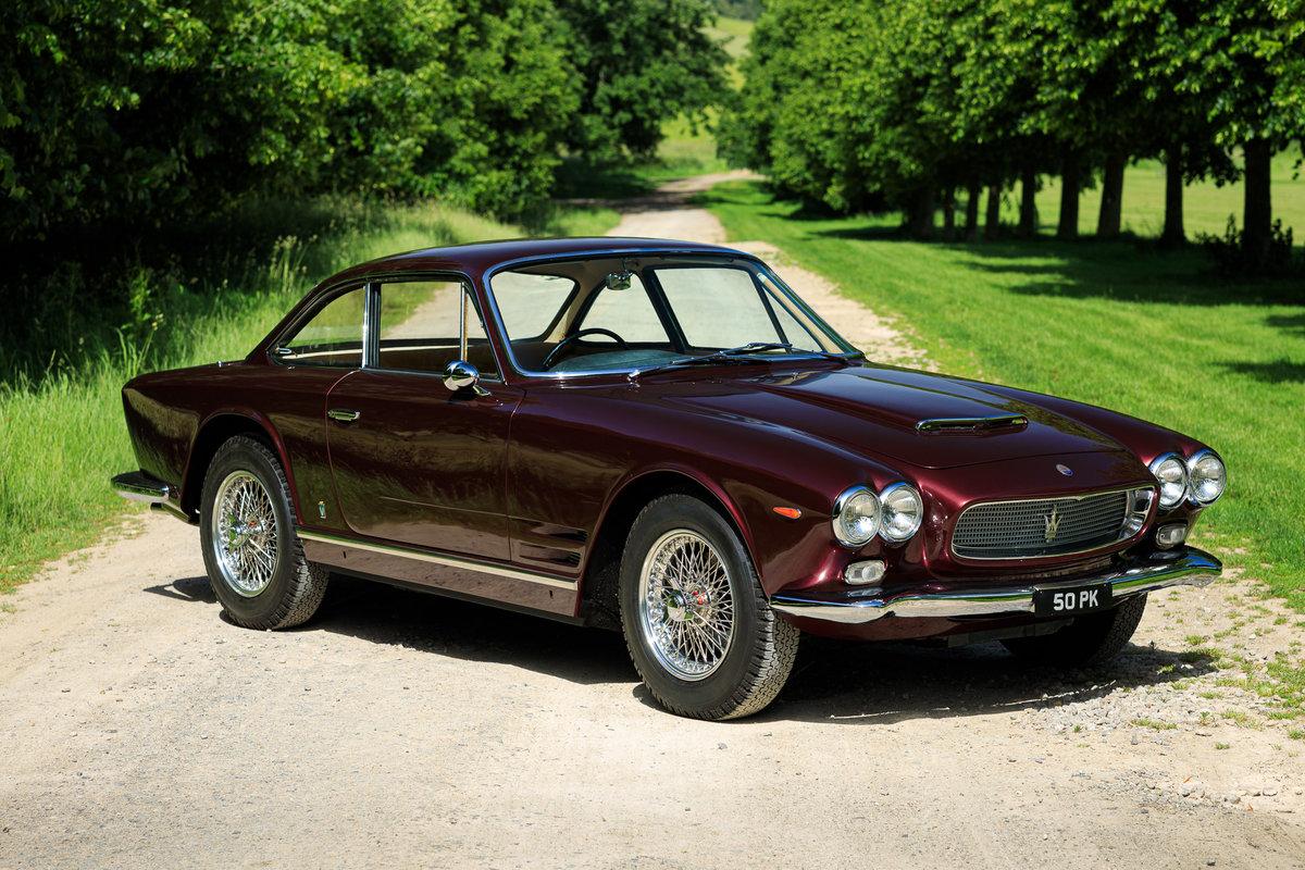 1962 Maserati Sebring - series 1 For Sale (picture 1 of 6)
