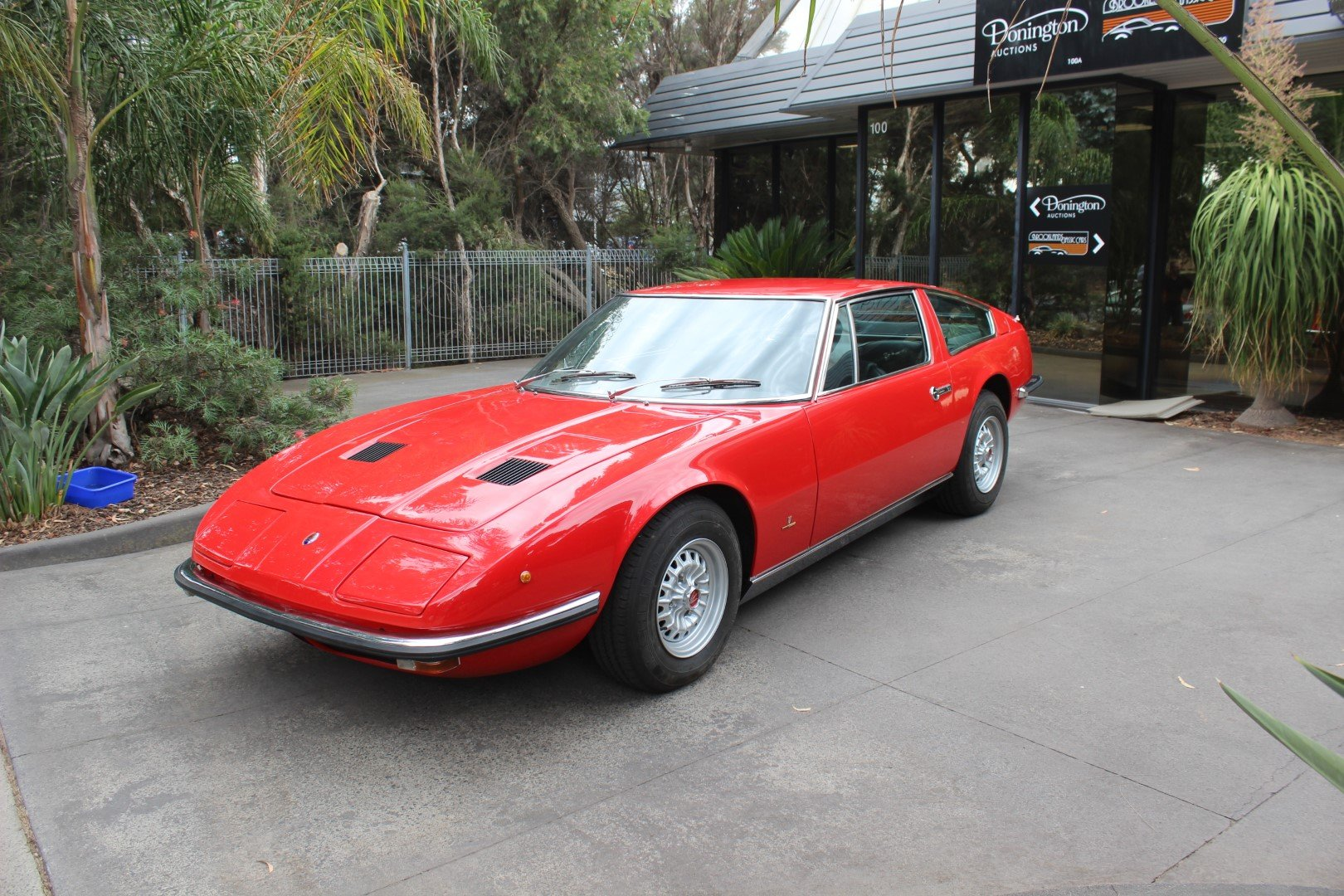 Maserati Indy 1971 For Sale (picture 1 of 6)