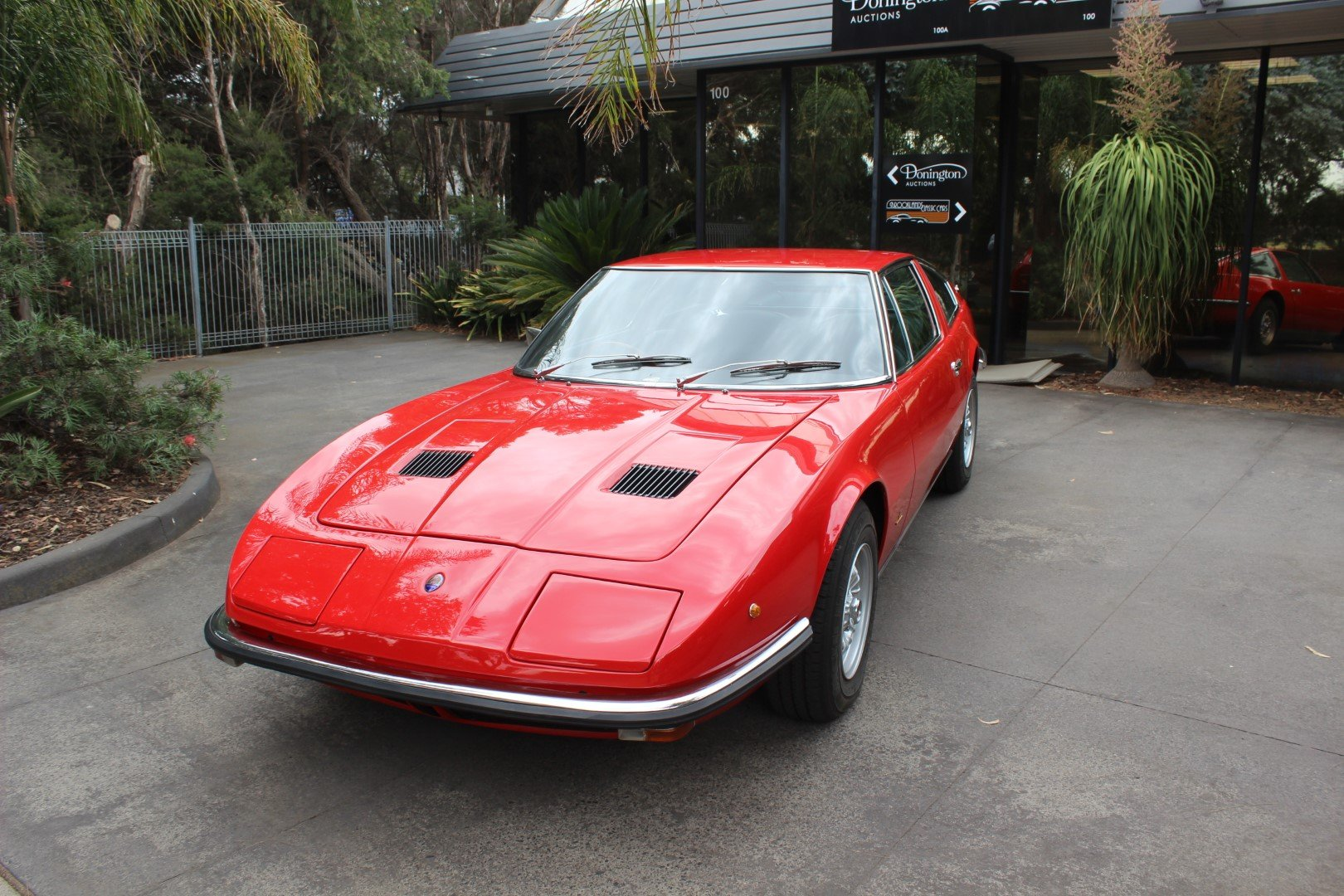 Maserati Indy 1971 For Sale (picture 2 of 6)