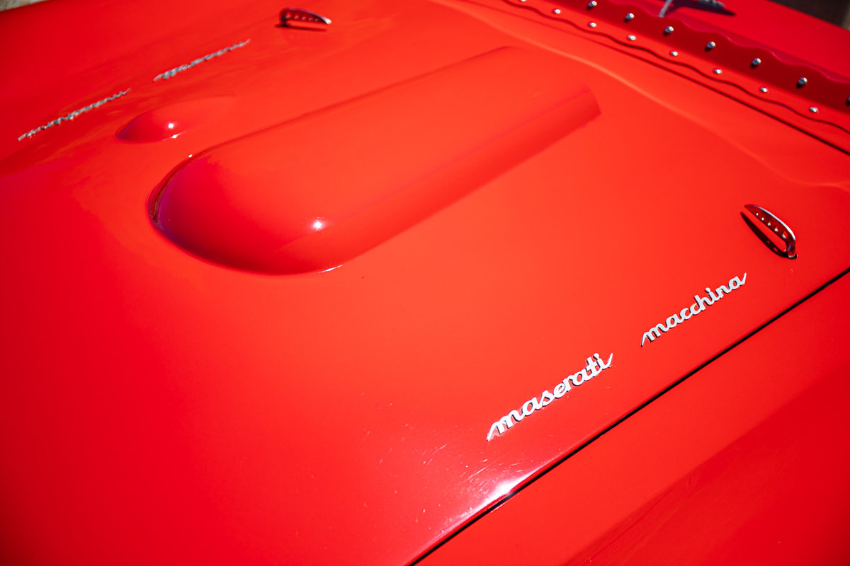 1959 Maserati 450S Recreation SOLD by Auction (picture 4 of 6)