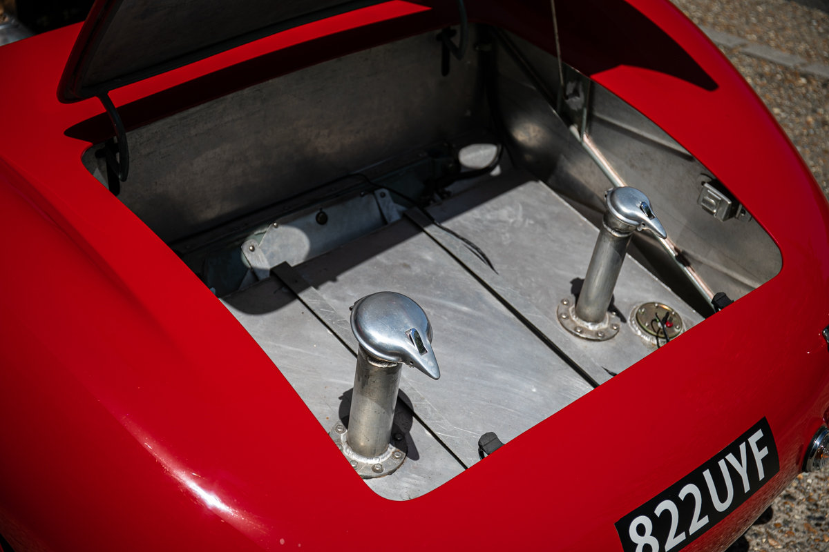 1959 Maserati 450S Recreation SOLD by Auction (picture 6 of 6)