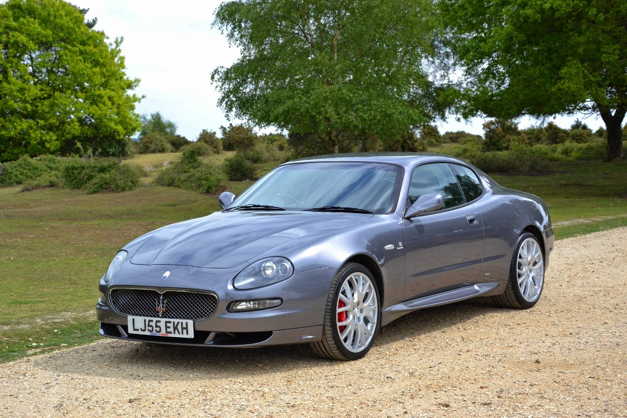 2006 Maserati GranSport V8 SOLD by Auction (picture 1 of 6)
