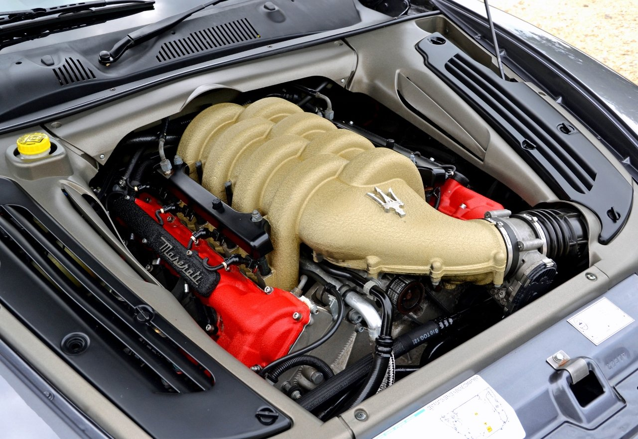 2006 Maserati GranSport V8 SOLD by Auction (picture 4 of 6)