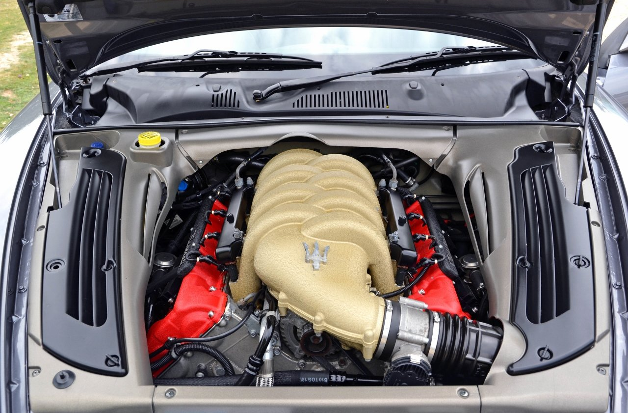 2006 Maserati GranSport V8 SOLD by Auction (picture 5 of 6)