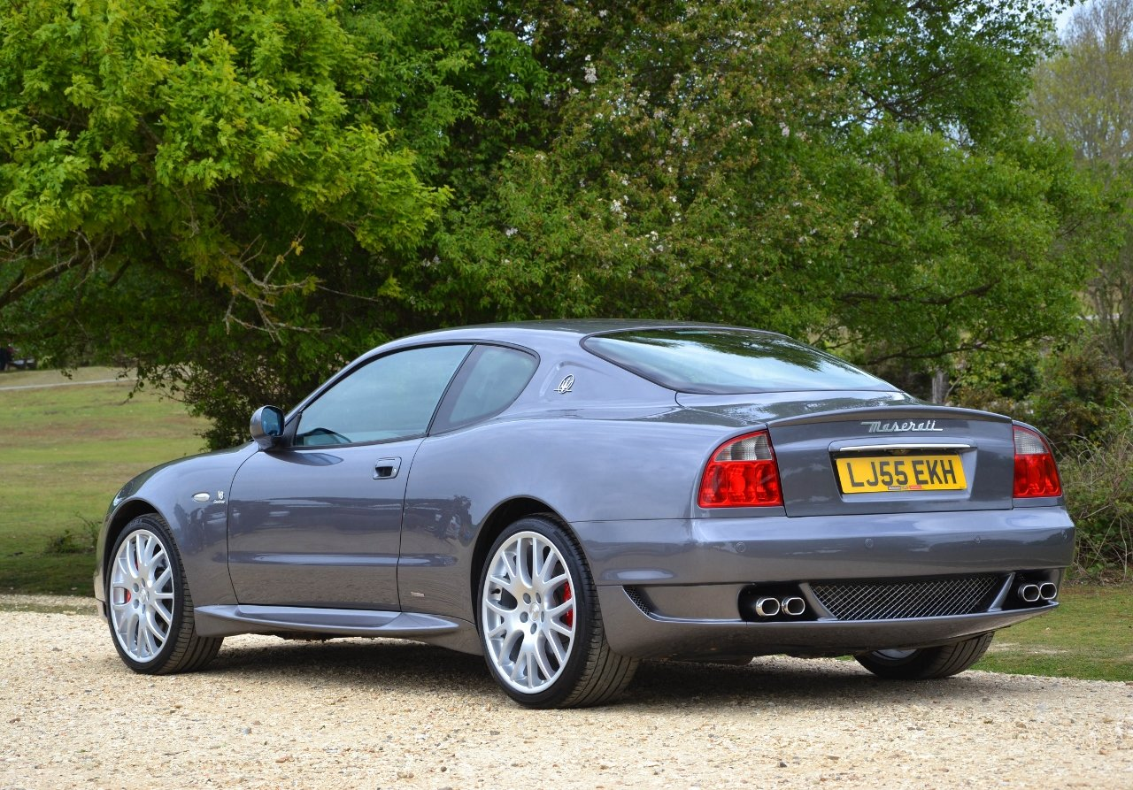 2006 Maserati GranSport V8 SOLD by Auction (picture 6 of 6)