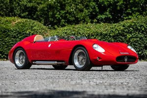 1959 Maserati 450S Recreation  For Sale by Auction