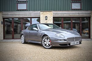 2006 Maserati Gransport 4.2 V8, Grigio Grey Metallic FSH!! For Sale