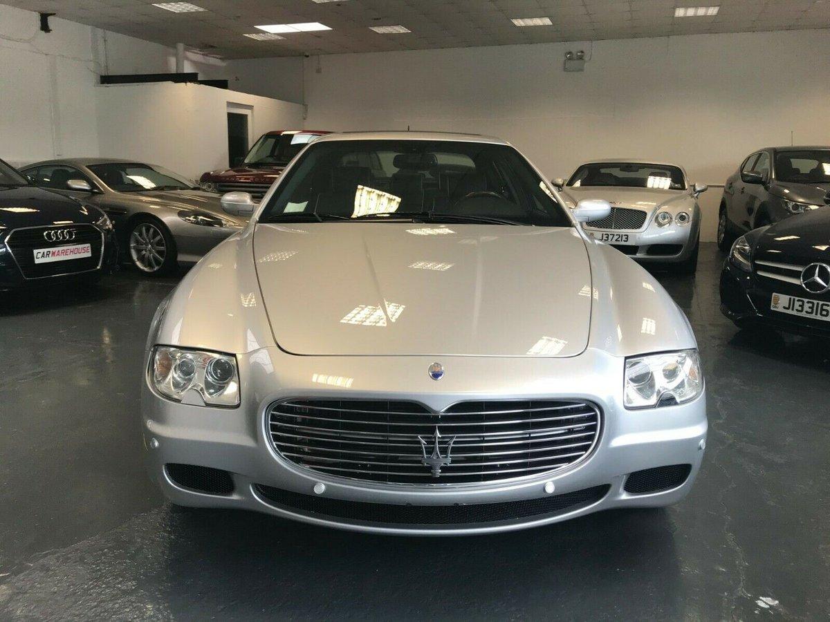 2007 Maserati Quattroporte Left Hand Drive V8 For Sale (picture 3 of 6)
