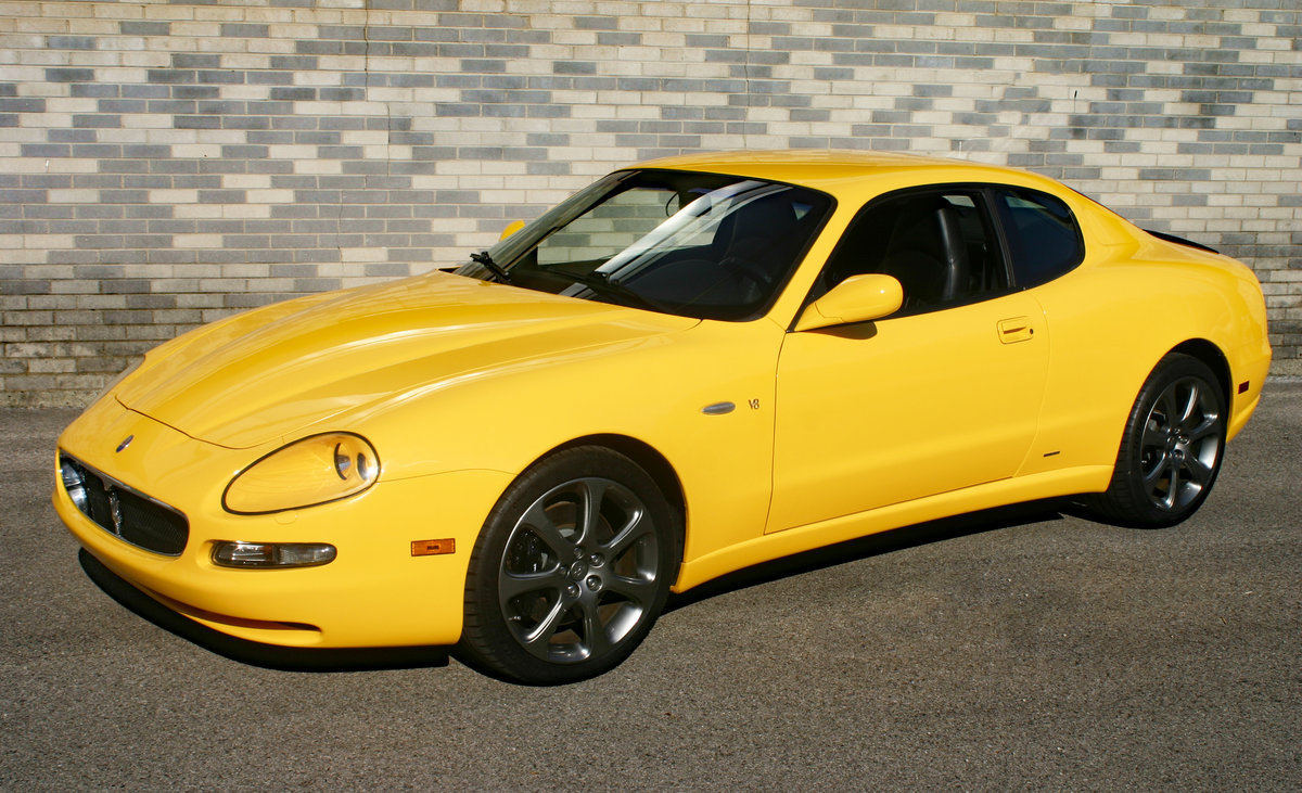 2002 Maserati GT Coupe SOLD (picture 1 of 6)