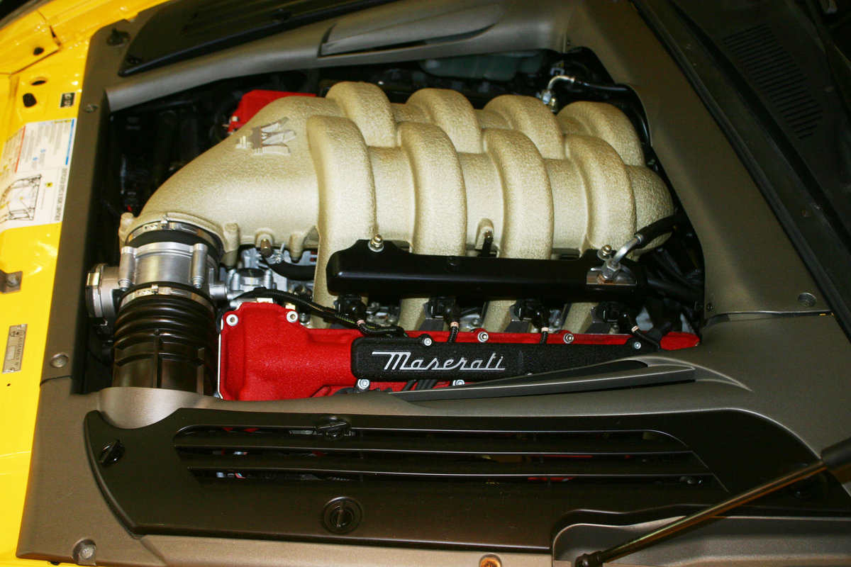 2002 Maserati GT Coupe SOLD (picture 5 of 6)