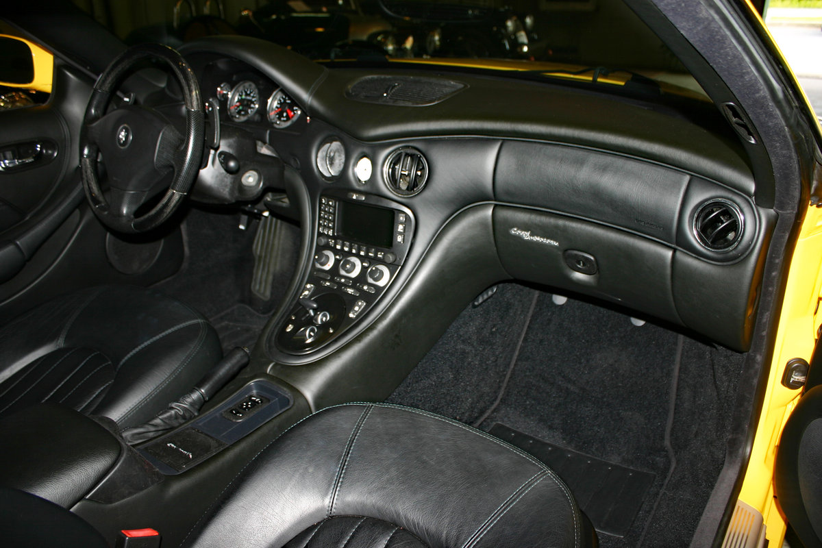 2002 Maserati GT Coupe SOLD (picture 6 of 6)