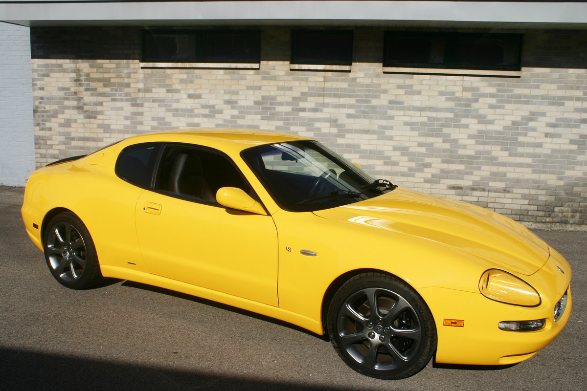2002 Maserati GT Coupe SOLD (picture 3 of 6)