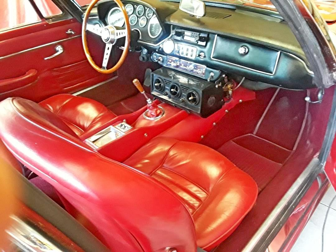 1967 Mistral 4.0L coupe-class winner For Sale (picture 5 of 6)