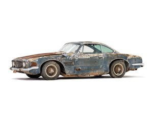1961 Maserati 5000 GT Coupe by Ghia For Sale by Auction