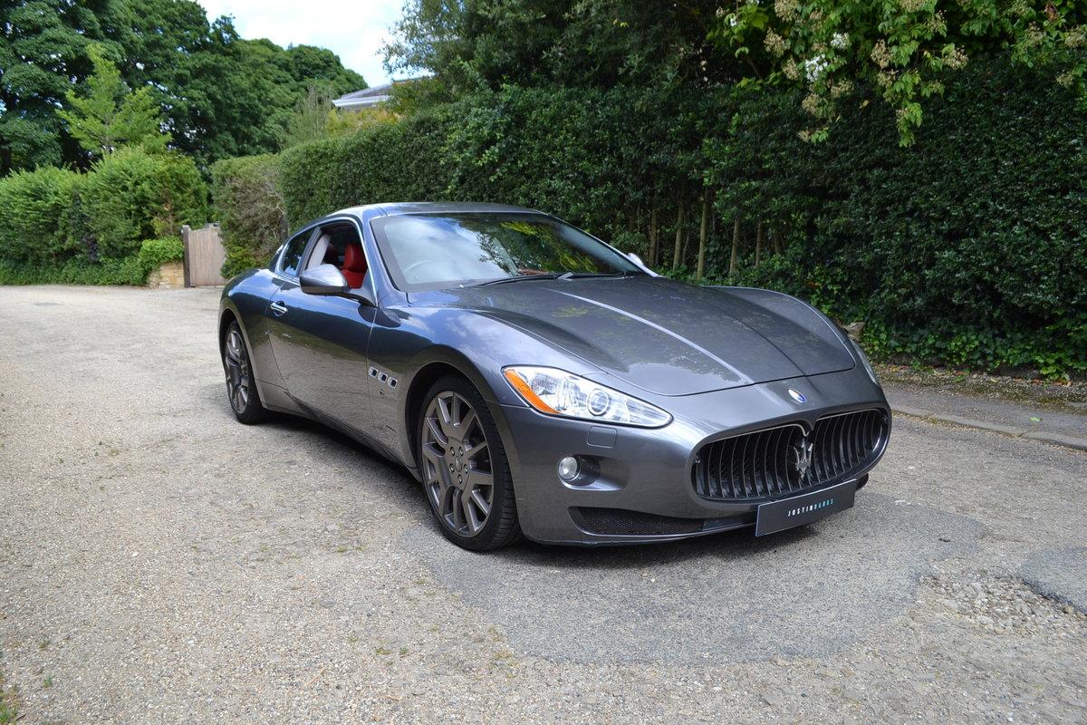 2008 Maserati GranTurismo RHD For Sale (picture 1 of 6)
