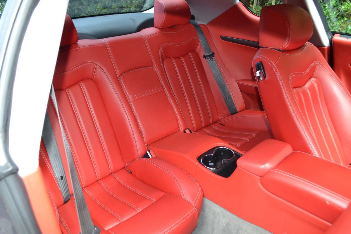 2008 Maserati GranTurismo RHD For Sale (picture 4 of 6)
