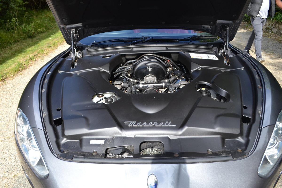 2008 Maserati GranTurismo RHD For Sale (picture 5 of 6)