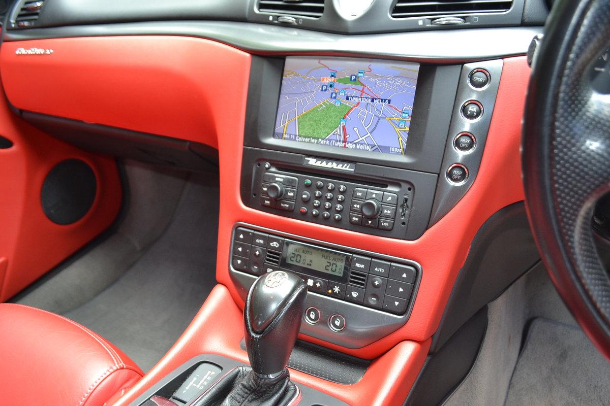 2008 Maserati GranTurismo RHD For Sale (picture 6 of 6)