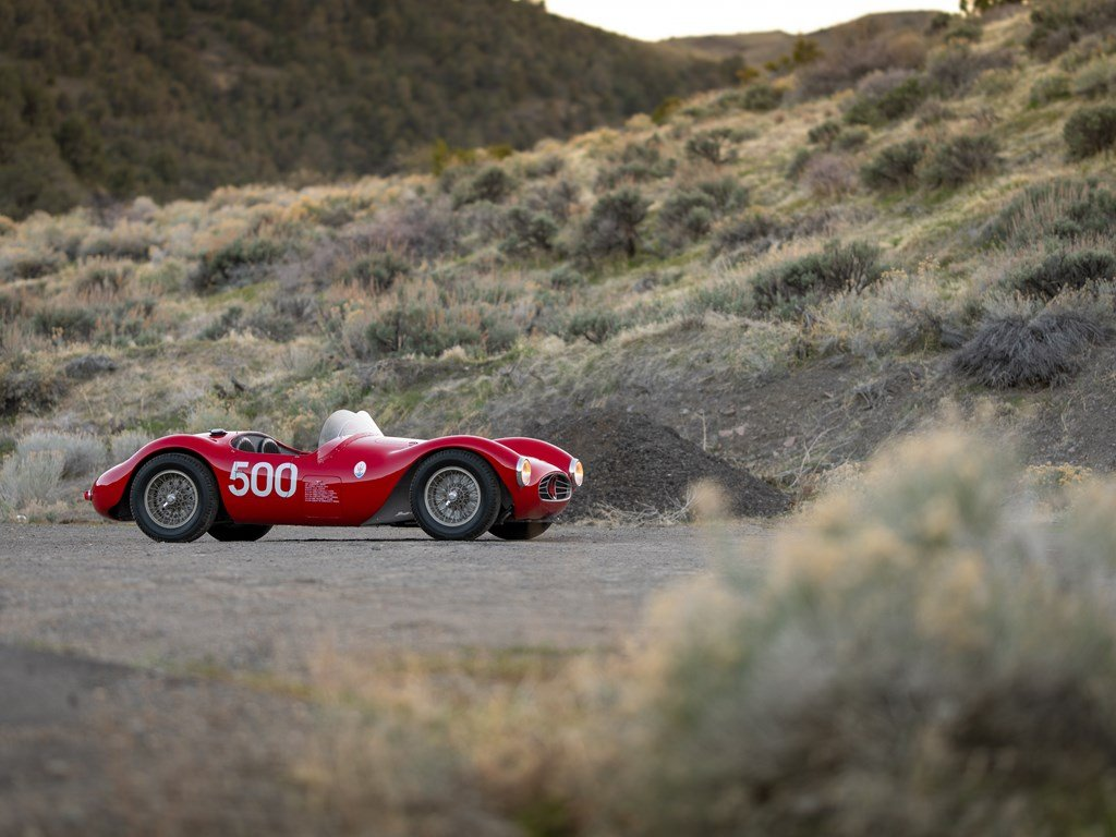 1954 Maserati A6GCS by Fiandri & Malagoli For Sale by Auction (picture 5 of 6)