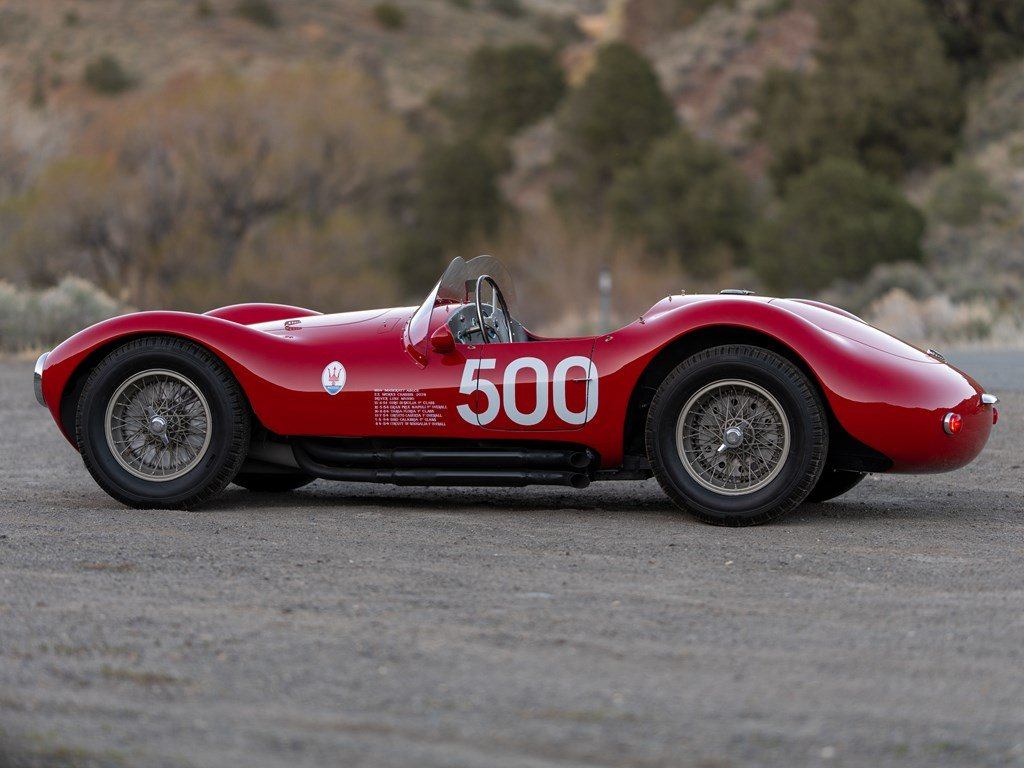 1954 Maserati A6GCS by Fiandri & Malagoli For Sale by Auction (picture 6 of 6)