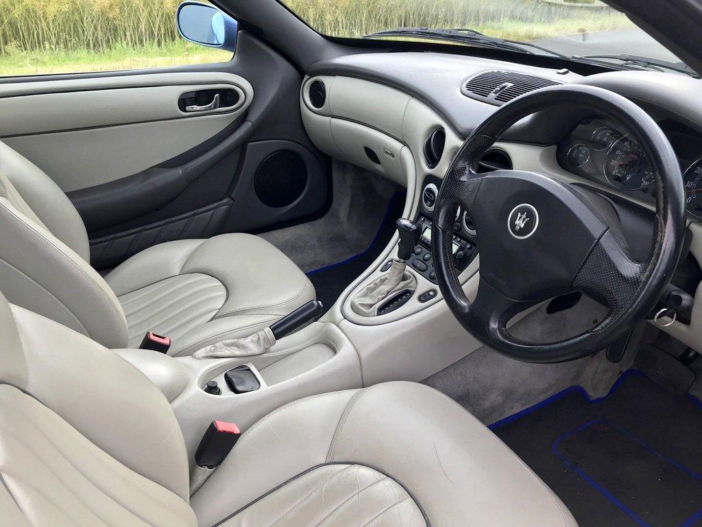 2000 Maserarti 3200GTA Coupe. PEx or For Sale (picture 3 of 6)
