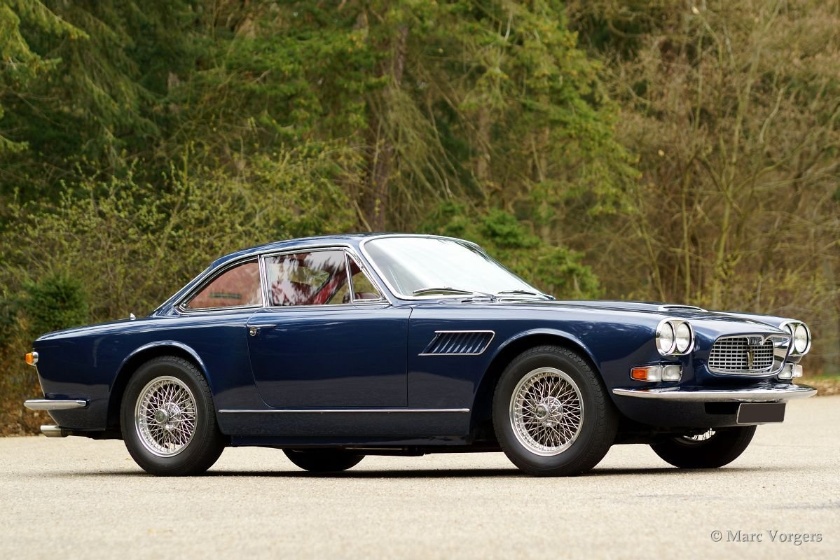 1965 Beautiful Maserati Sebring 3500 For Sale (picture 1 of 6)