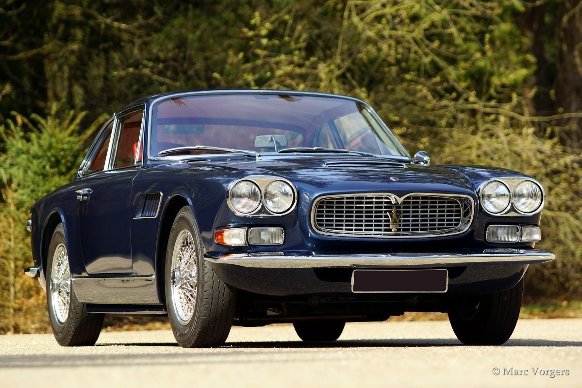 1965 Beautiful Maserati Sebring 3500 For Sale (picture 3 of 6)