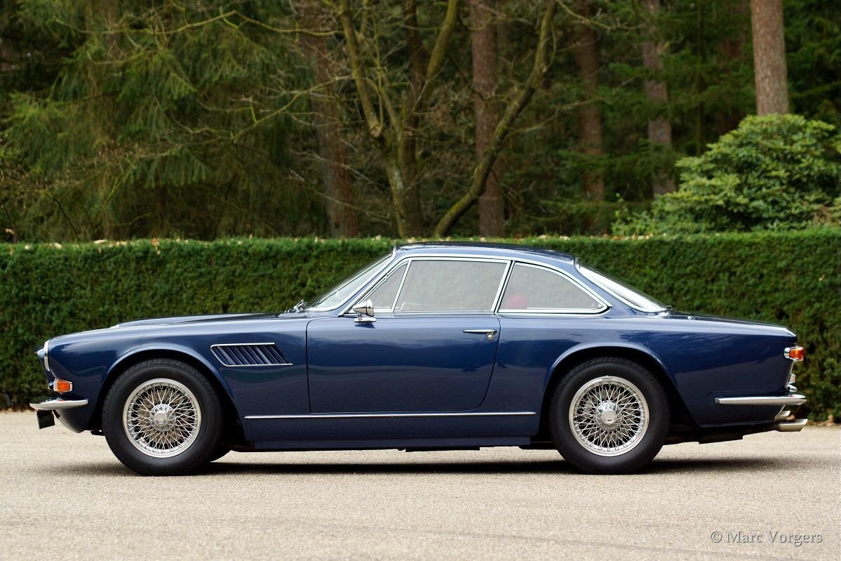 1965 Beautiful Maserati Sebring 3500 For Sale (picture 4 of 6)