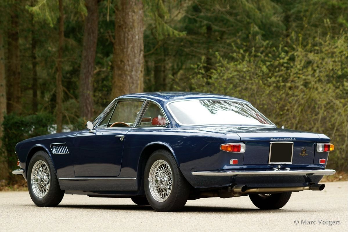 1965 Beautiful Maserati Sebring 3500 For Sale (picture 6 of 6)