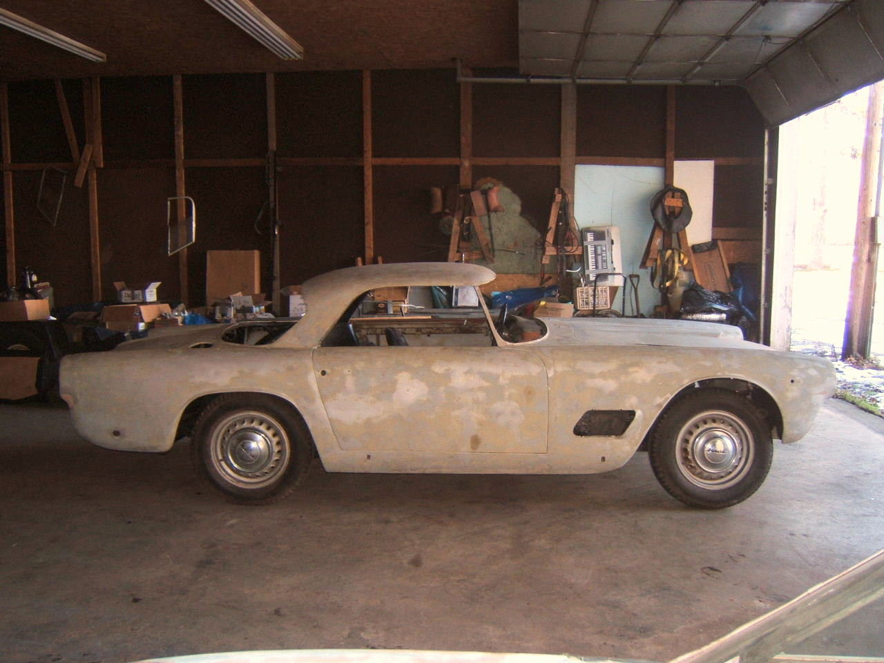 1961 Maserati 3500GT For Sale (picture 1 of 1)