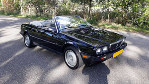1989 Maserati Bi-Turbo Spyder For Sale by Auction