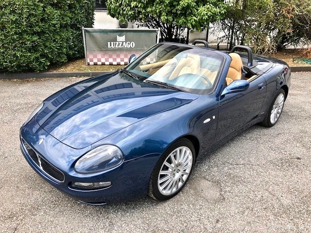2003 Maserati - 4200 V8 Spider Cambio Corsa For Sale (picture 1 of 6)
