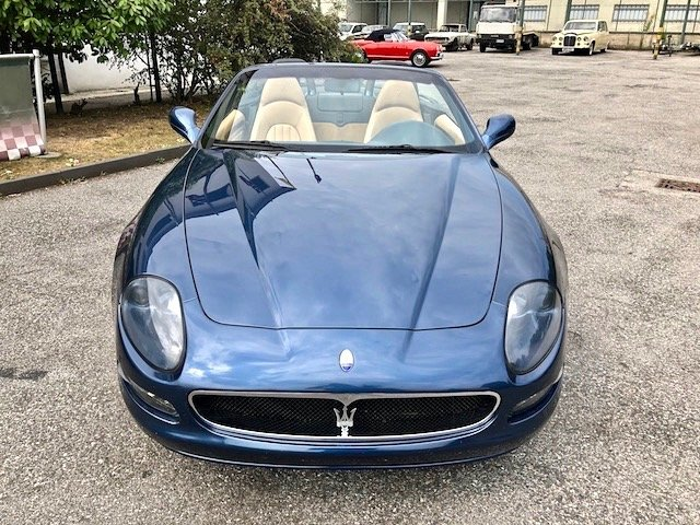 2003 Maserati - 4200 V8 Spider Cambio Corsa For Sale (picture 3 of 6)