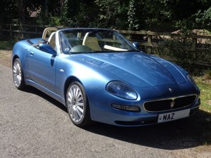 2003 Maserati Spyder 4200 CambioCorsa - Low mileage For Sale
