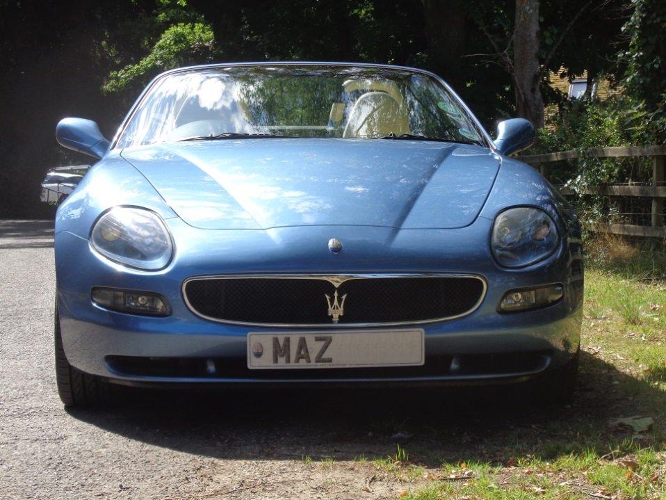 2003 Maserati Spyder 4200 CambioCorsa - Low mileage For Sale (picture 3 of 6)
