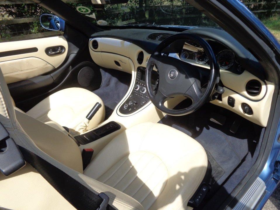 2003 Maserati Spyder 4200 CambioCorsa - Low mileage For Sale (picture 5 of 6)